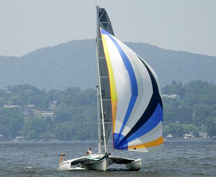 Hudson Sailing