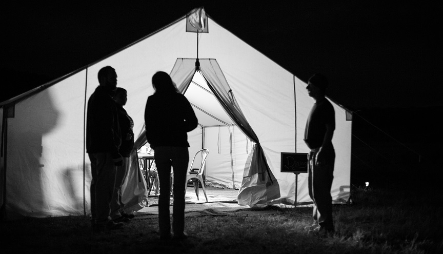 Terra Glamping Camp Butler