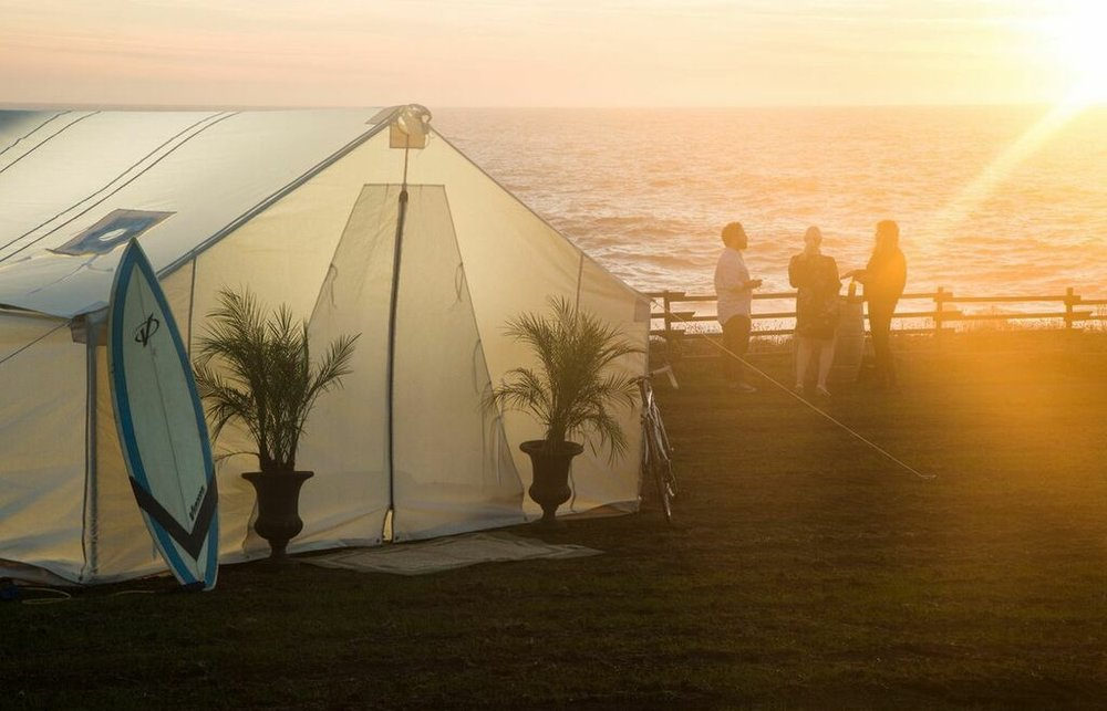 Terra Glamping Events