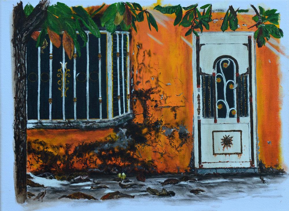 Casa Naranja (Orange House)