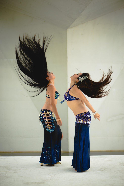 Negma (Bellydance dancer)
