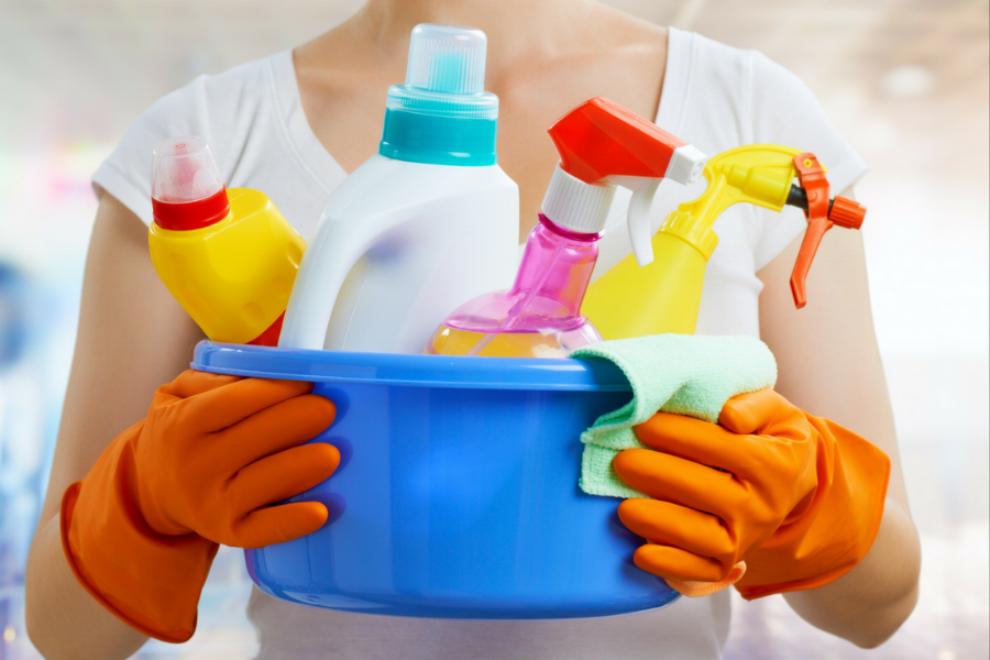 DIY Natural Cleaning Supply Recipes