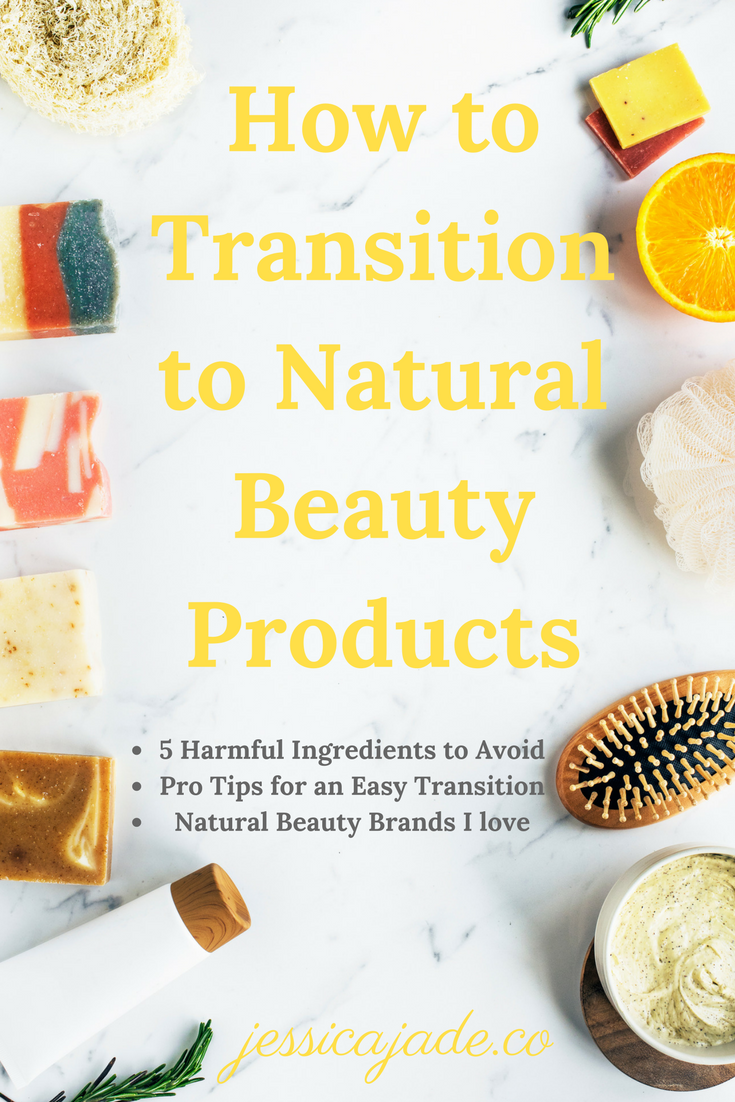 Transition Natural Beauty Products