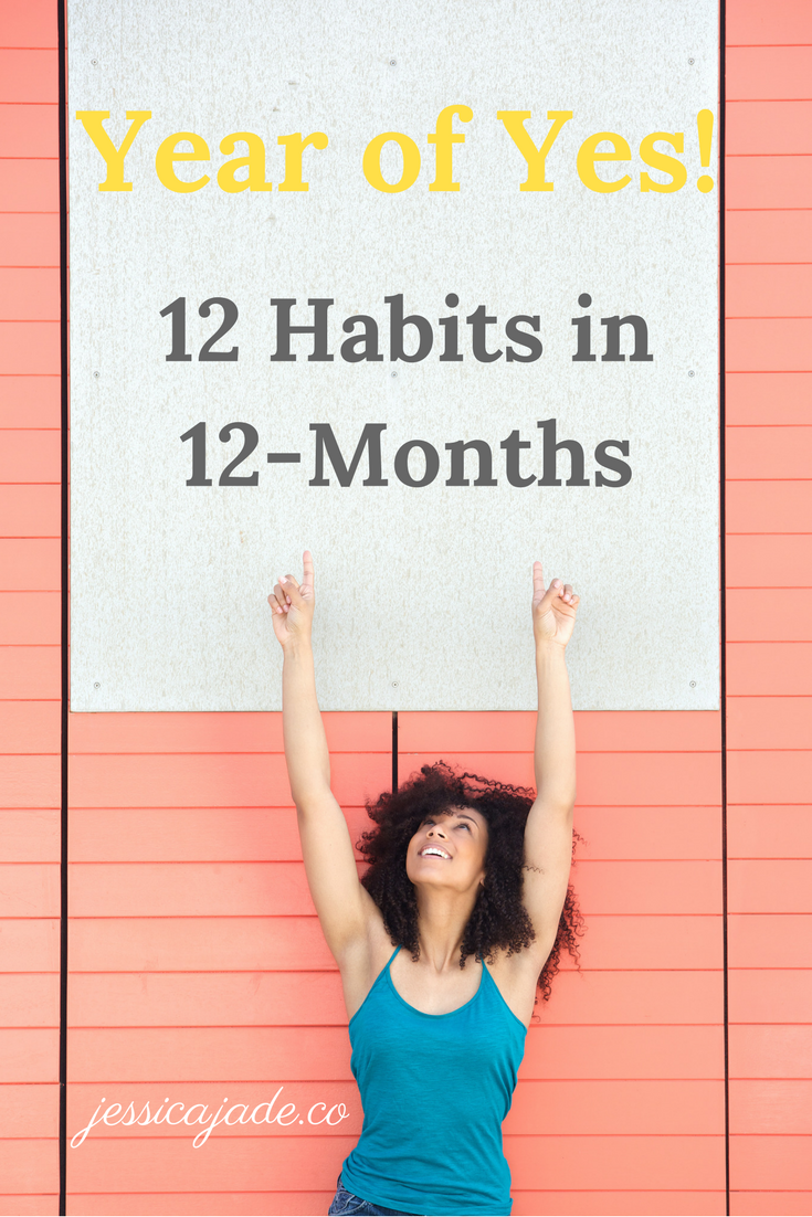 12 Habits in 12-Months