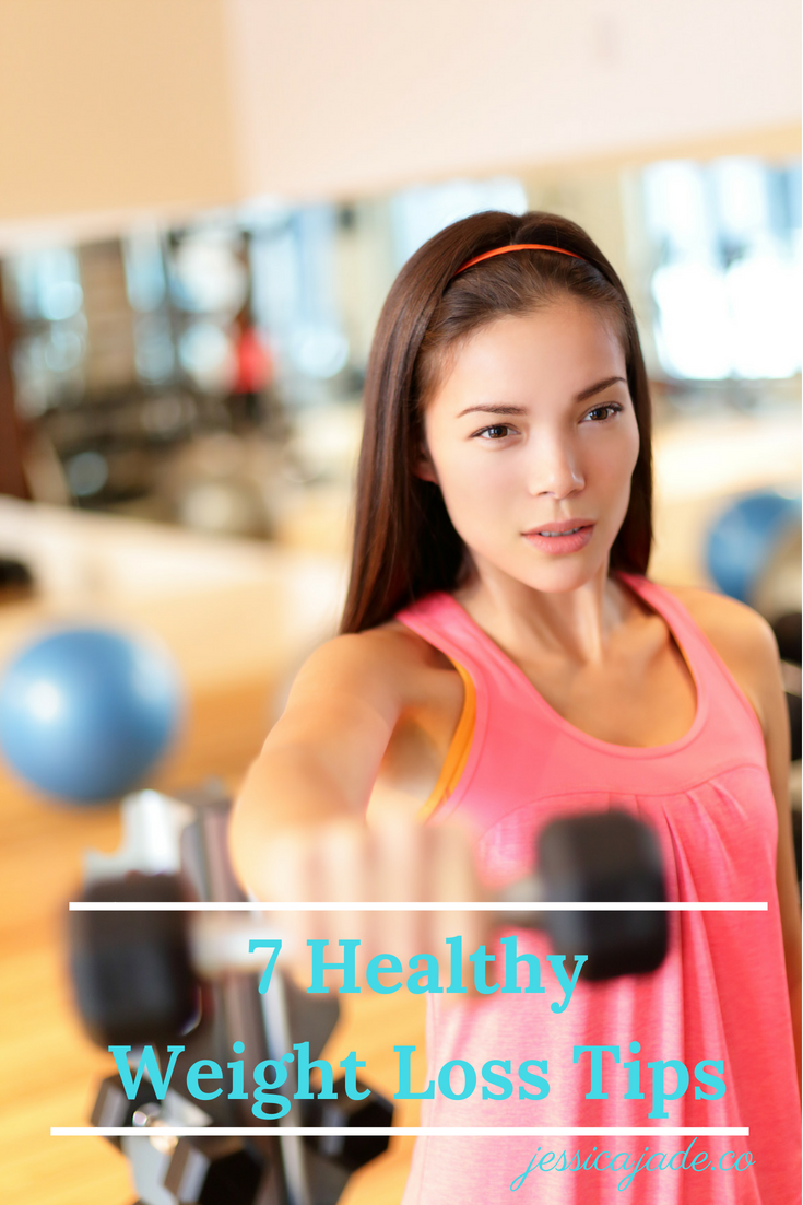 7 healthy weight loss tips