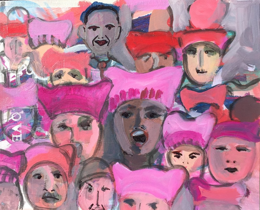 Title: Pussy Parade