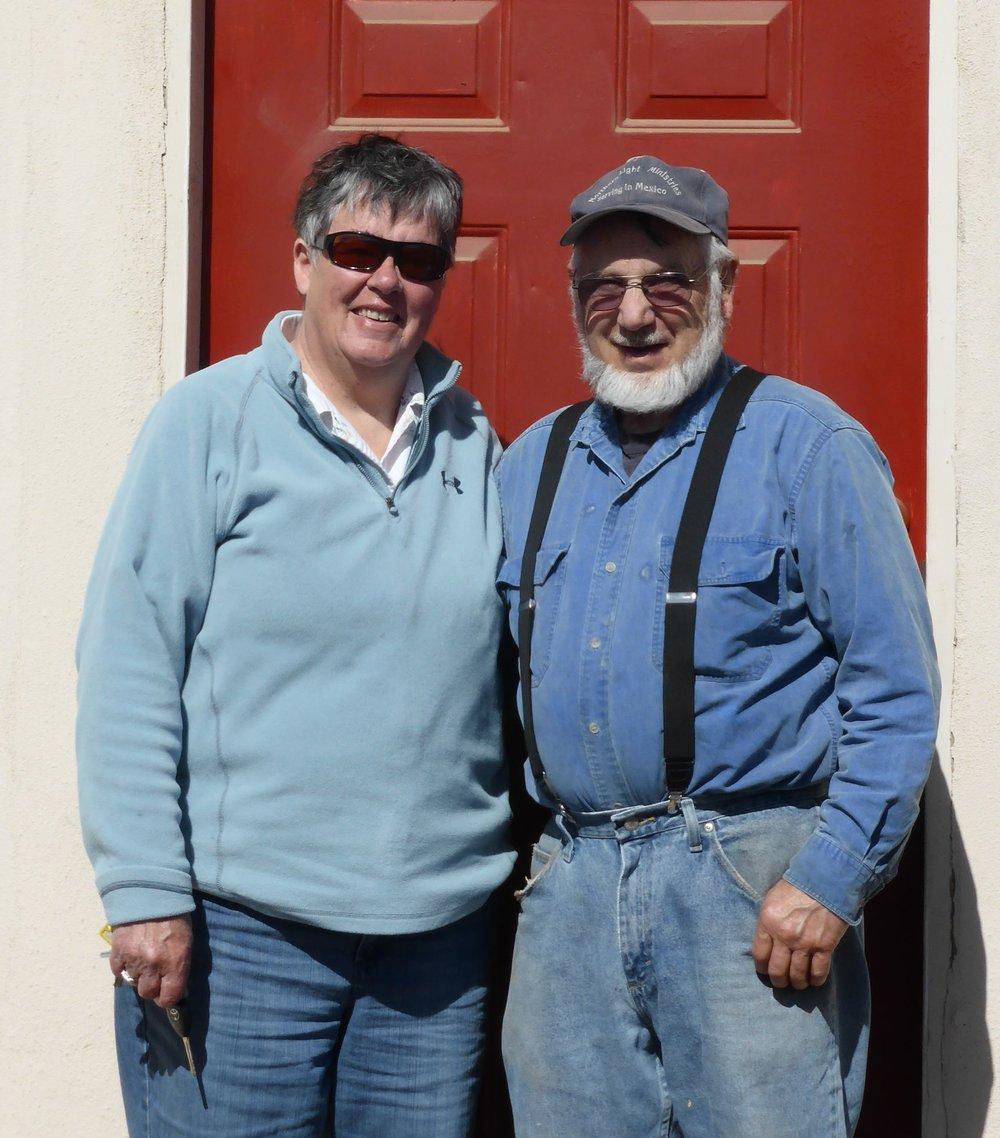 Dale & Carol Crumrine - February 2014