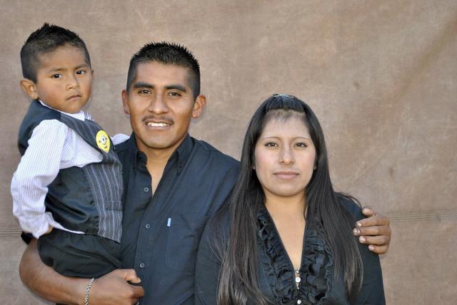 Pastor Javier & Isabel - Benito Garcia - February 2014