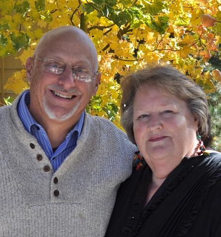 Don and Ilene Nagle - Mexico
