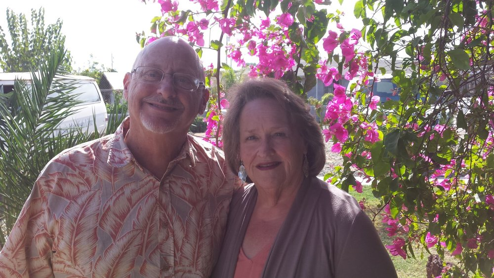 Dr. Don & Ilene Nagle - November 2016