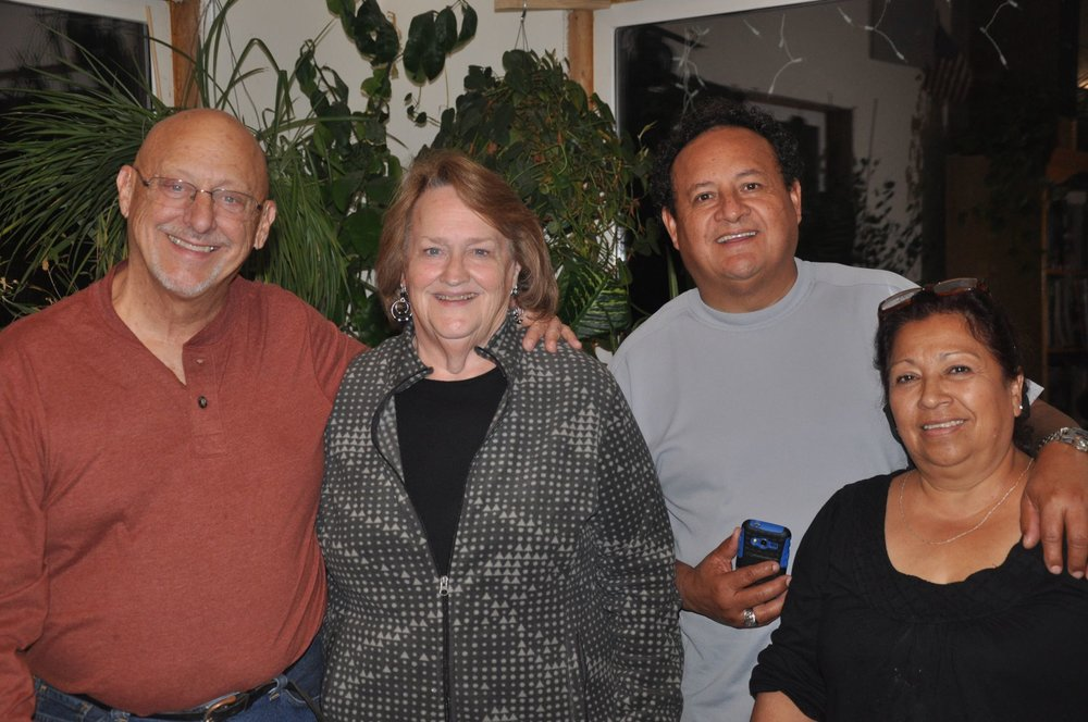 Nagle's & Rodriques' visiting Alaska - September 2015
