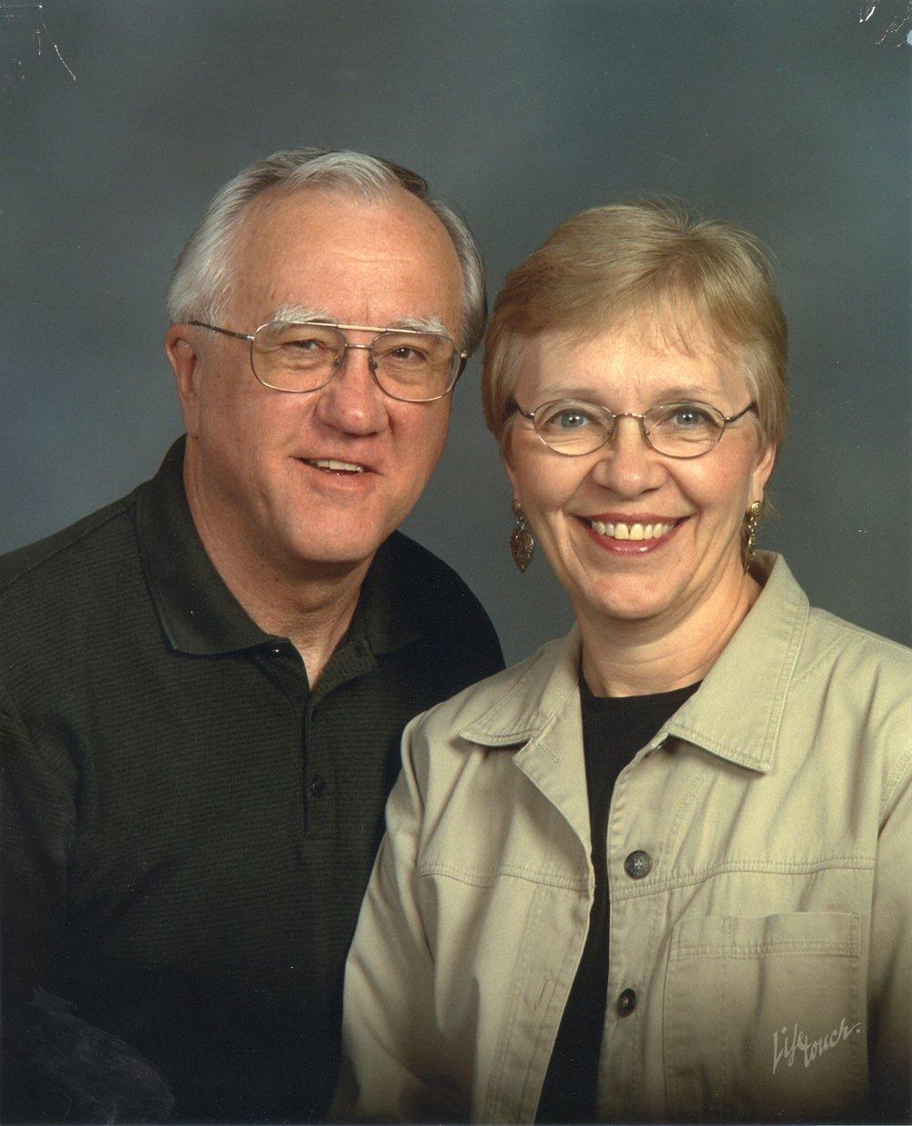 Larry & Vicki - 2011