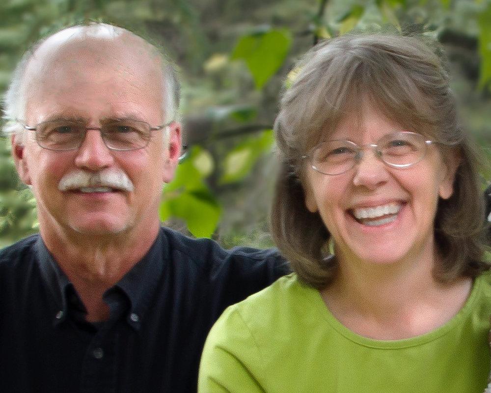 Bob & Joyce - May 2015