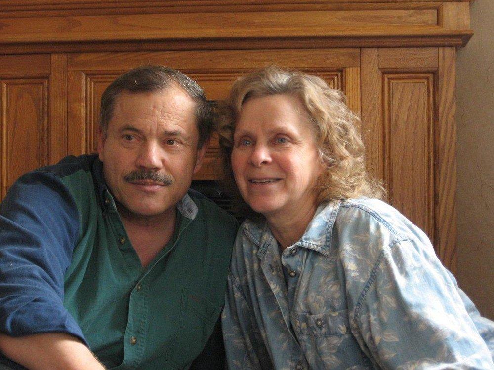 Mike & Kathleen - Aug 2011
