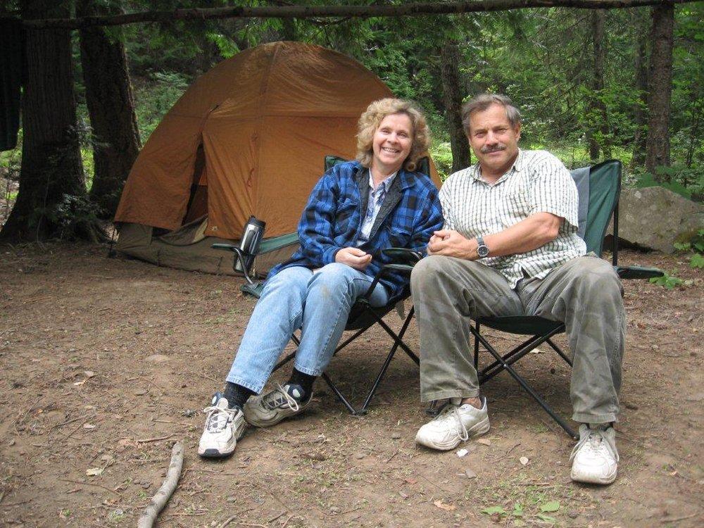 Mike & Kathleen - Aug 2008