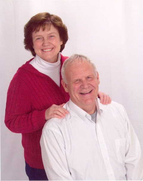Dick & Kathy - Oct 2007