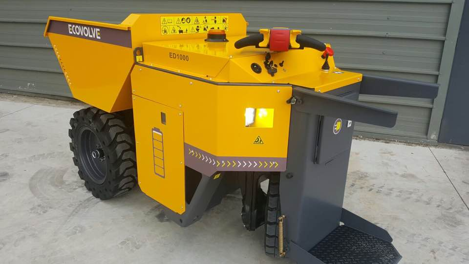 ED1000. Brokk yellow 006.jpg