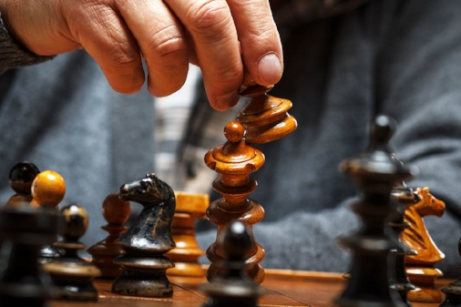 You make more risky choices as the day wears on, chess study suggests.  Science .  Dec. 2, 2016