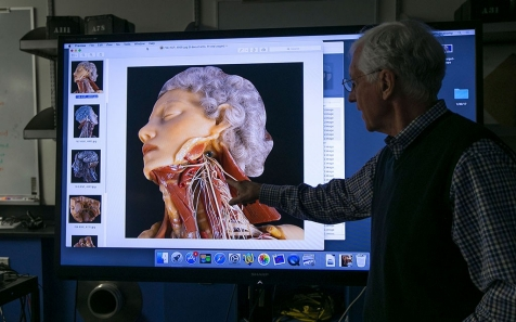 Digital wax museum for the classroom.  Stanford Medicine News.    Apr. 19, 2017