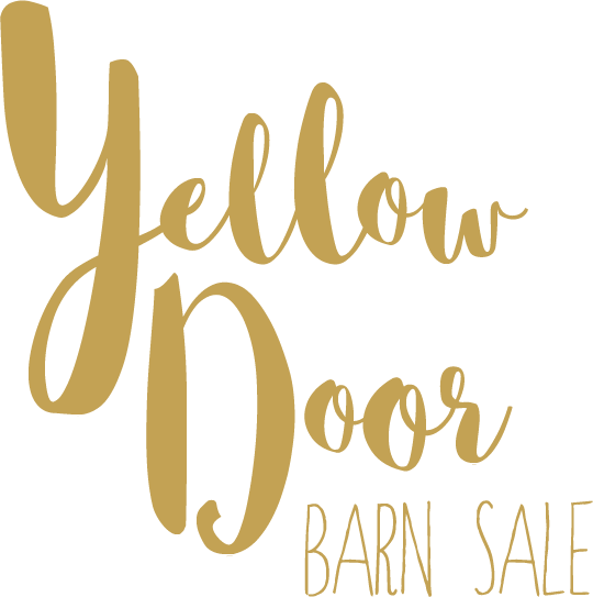 Yellow Door Barn Sale