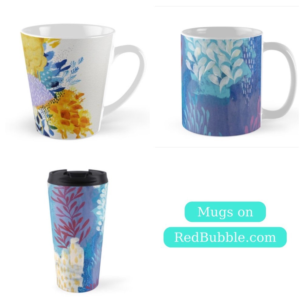 Mugs from $21
