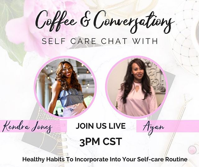 As entrepreneurs, we easily get caught up in grind mode and often forget to take care of ourselves. Join me and special guest @healthybiteswithayan as we discuss healthy habits every entrepreneur should consider incorporating into their self-care regimen.