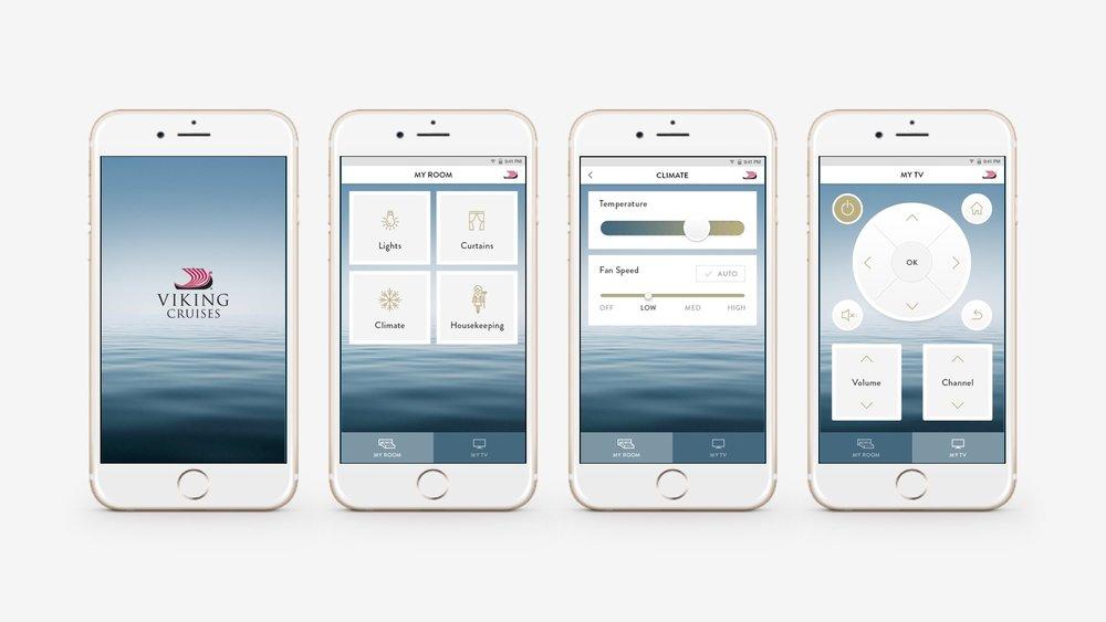 Viking Cruises: In Room App