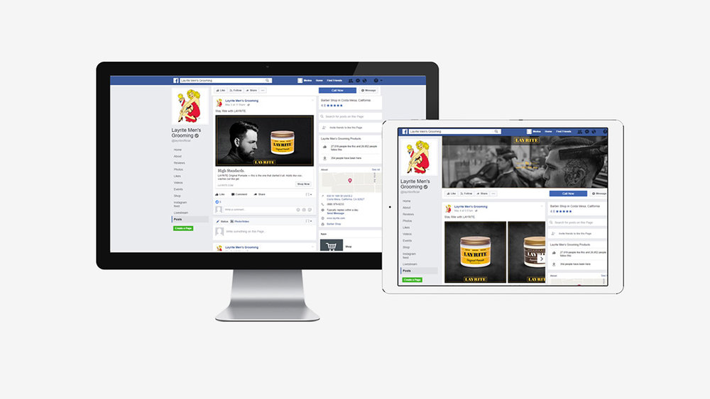 Layrite: Facebook Retargeting Ads