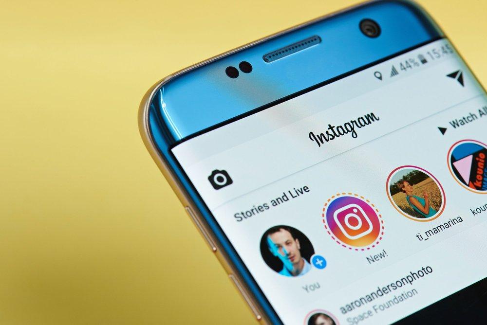 Ephemeral Content Instagram 2