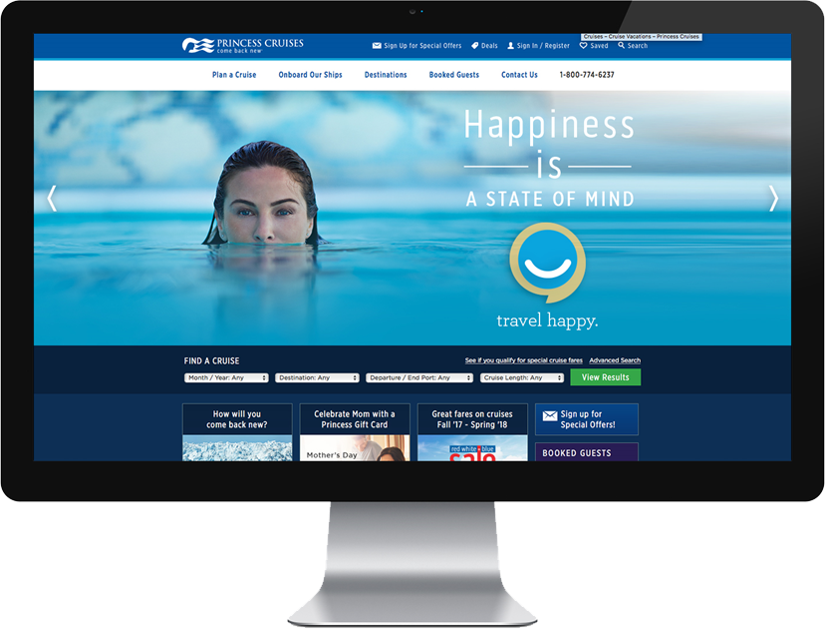 Happiness Project: Website