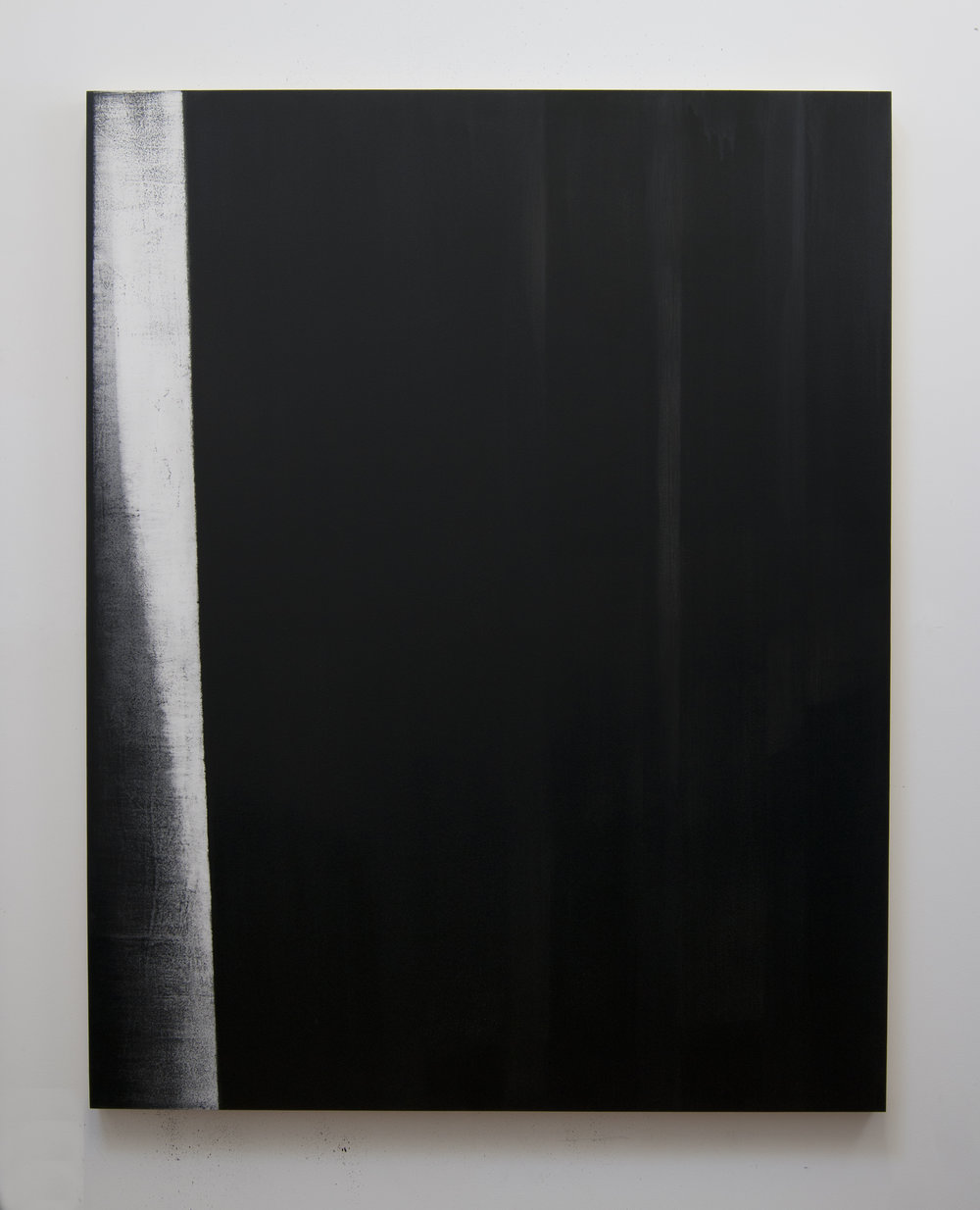 Fugitive VII, 2012  Acrylic on panel, 56 x 44 inches