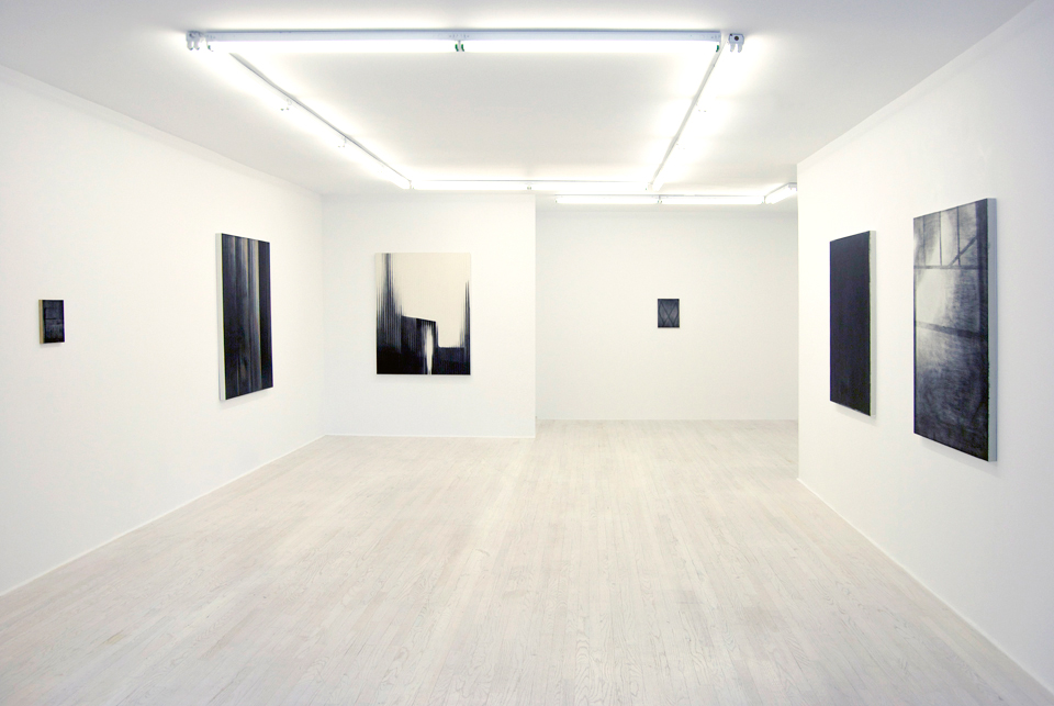 In Pursuit of Shadows, Solo exhibition at Halsey McKay Gallery, East Hampton, NY, 9/2014