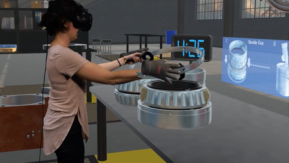 NSK - VR Experience