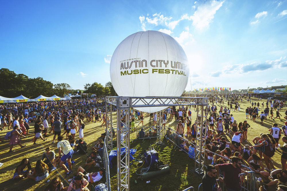 Austin City Limits - Custom VR Experience