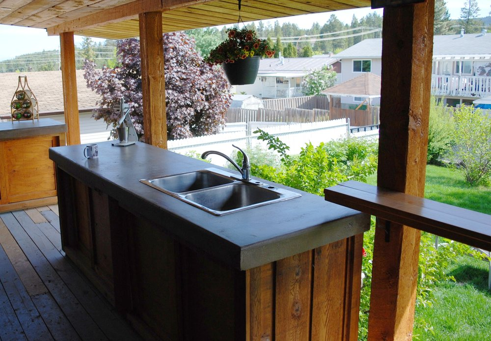 outdoor kitchens cranbrook