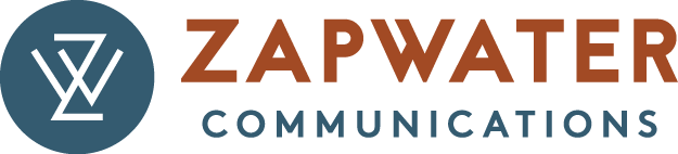 ZAPWATER COMMUNICATIONS