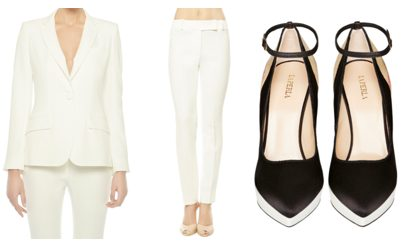 la perla winter whites