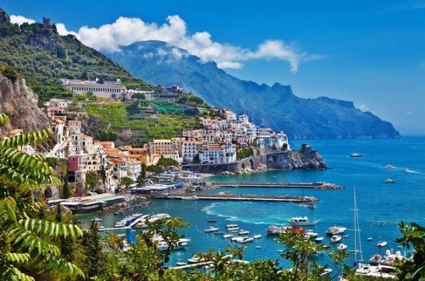 The Lonely Planet_Amalfi