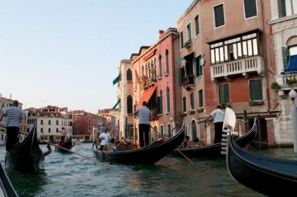 The Lonely Planet_Venice