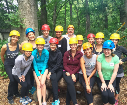 A photo posted by Zapwater Communications (@zapwater) on Jun 23, 2016 at 1:52pm PDT: We survived the ropes course! We learned so much about each other and are excited to take these lessons with us back to the workplace. #ironoaks #teambuilding #prlife #goteam #zapwater #zapu