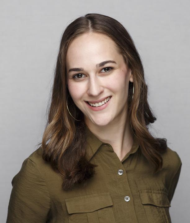 Brianna Stein <br> Social Media Specialist