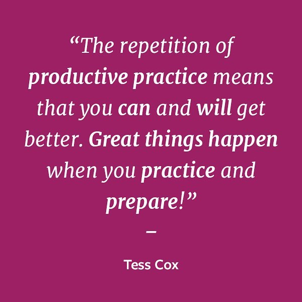 Practice, practice and practice some more! We know we can't control every moment or experience in life BUT WE DO KNOW we can prepare, plan and strategize to lead ourselves well through the joys, celebrations, sorrows, challenges and complexities.  Our TC&A Leadership Coaching Membership offers weekly support with videos, exercises, quotes and more to keep you Consistent in your mindset and choices as you lead yourself well. We're offering an introductory price of $9.99 per month if you sign up this month!*Click the link in our bio to SIGN UP NOW* . . . #leadyourself #leadyourselfwell #consistent #repetition #prepare #strategy #joysoflife #complexity #challenge #overcome #resilient #mindset #practice #better #together #membership #leadershipcoach #leadershipcoaching #productive #celebrate #yougotthis #elevate #fridaymood