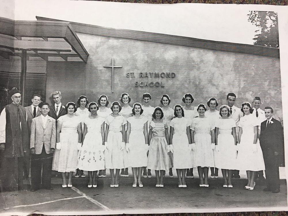 St. Raymond School Class of 1958