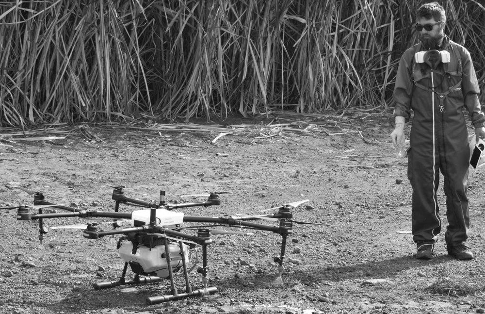 Distribuidor Autorizado DJI Agras Costa Rica - Software y Hardware para la agricultura Tropical.