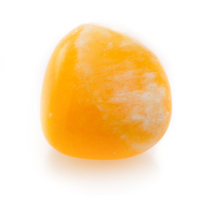 Orange Calcite