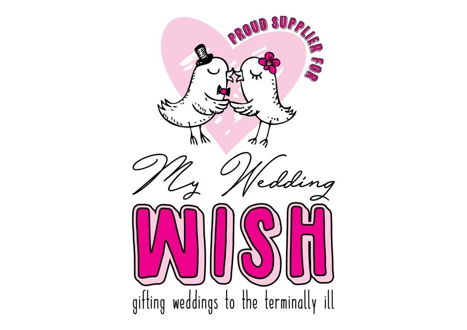 My Wedding Wish - My Wedding Wish is a great organisation, that enable people with a terminal illness to get married without the financial worry.