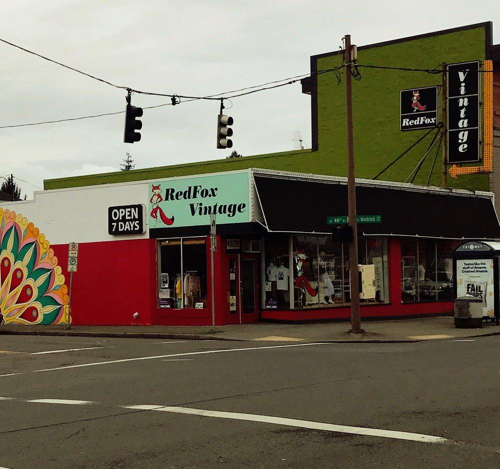 Red Fox Vintage | 4528 SE Woodstock Blvd, Portland
