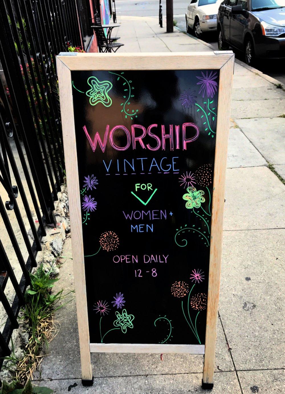 Worship Vintage
