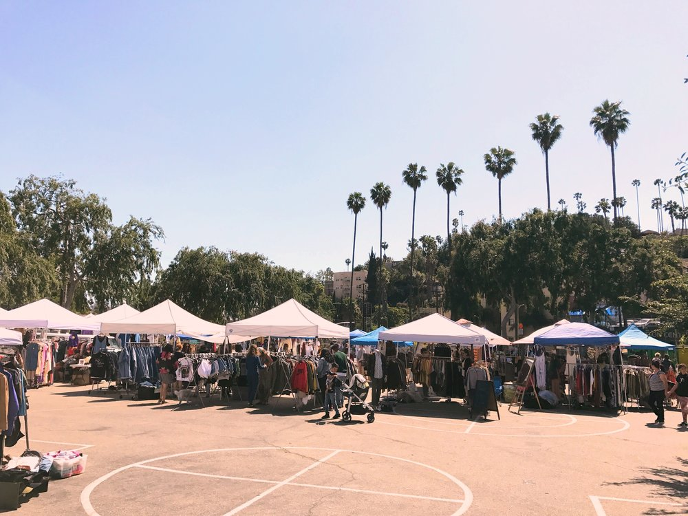 Silverlake Flea Market