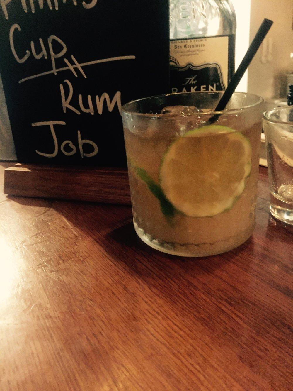 rum job george street